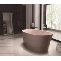 Wholesale UV Resistant Oval Freestanding Bathtub Low Thermal Conduction from china suppliers