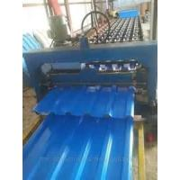 Wholesale High strengh Hydraulic aluminum roof corrugating sheet roll forming machine from china suppliers