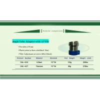 Wholesale Angle Tube Adaptor with 10°Tilt  stainless steel  tube clamp φ30mm fixed from china suppliers