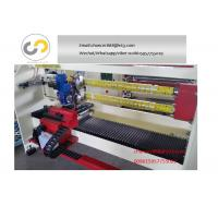 Wholesale Double shaft adhesive tape cutting machine for bopp tape,double-sided tape, PVC tape from china suppliers