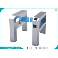 Wholesale Automatic Crowd  Retractable Barrier Gate Pedestrian Swing Turnstiles from china suppliers