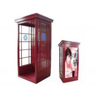 Wholesale Metal And Glass Detachable Acoustic Telephone Hood / Telephone Booth from china suppliers
