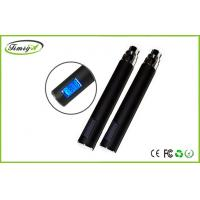 Wholesale Variable Voltage VV Ego E Cigarette , Glass Globe Vaporizer 2.5ohm from china suppliers