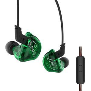 China Dynamic 1DD 2BA KZ ZSR Wired Headphone Hybrid Dynamic Sport Noise Cancelling Earphone on sale