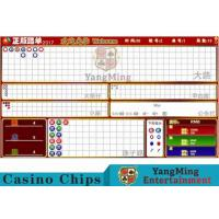 Wholesale International Standard Roulette Betting System , Casino Roulette System  from china suppliers