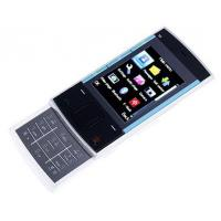 Wholesale X3 Quad Band Bluetooth Unlocked Slide Cell Phone from china suppliers