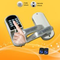 Wholesale Portable Keypad Password Door Lock For Home / Office Buildings Security from china suppliers