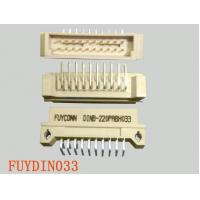 Buy cheap Right Angle Male DIN 41612 Connector from wholesalers