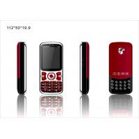 Wholesale Red Customized Cell Phones, T3899, 3040 Big Speaker, MP3 MP4 Player, T-Flash Card from china suppliers