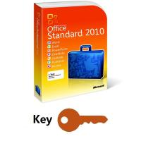 how to find serial key for microsoft office 2010