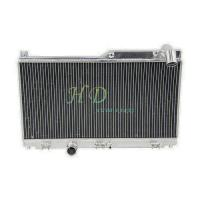 Wholesale 2 ROW design radiator tuning for MAZDA SPEED RX7 FD3S  rx7 s4 turbo MANUAL transmission  year1992 to 1995 from china suppliers