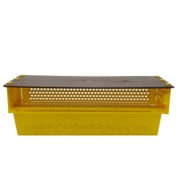 Wholesale Beekeeping Tools Flexible Plastic Pollen Trap Tray Entrance Pollen Collector Beekeeper from china suppliers