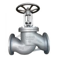 Wholesale Manual Bellow Seal Globe Valve,1.0619,a216wcb,din3356 standard,DN300,flanged to pn16 from china suppliers