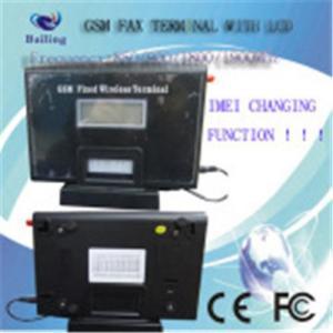 fax answer machine combo