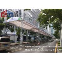 Wholesale Heavy Duty Aluminum Stage Truss Banner Stand 500-800kg Loading Weight Solid Structure from china suppliers