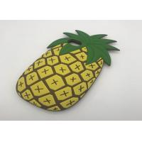 Wholesale 3D Cartoon Fruit Summer Pineapple Phone Case For IPhone 8 Soft Silicone Cover from china suppliers