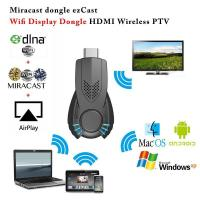 China Newest TV stick DLNA Mirrioring Ezcast Miracast for Android smartphone Tablet wholesale