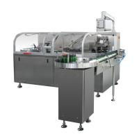 China Horizontal Automatic Cartoning Machine With High Work Efficiency on sale
