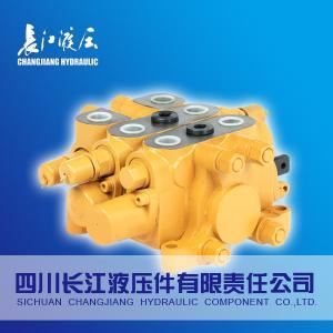 Z series excavator hydraulic control valve