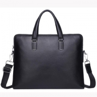 Wholesale Business Men'S First Layer Cowhide 14 Inch Laptop Messenger Bags from china suppliers