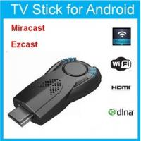 China Newest TV stick DLNA HDMI Ezcast Miracast for Android smartphone Tablet wholesale