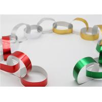 Wholesale Handy Gummed Wedding Paper Chains Multi Color Available Eco - Friendly Material from china suppliers