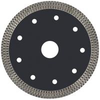 Wholesale Super Thin Turbo Sintered Circular Diamond Saw Blades Hot Press For Smooth Cutting from china suppliers