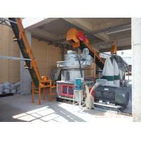Wood pellet production line biomass