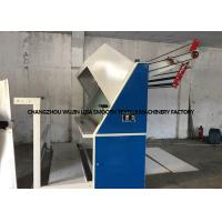 Quality PLC Control Cloth Rolling Machine 2400mm Width AC 380V With 1.1KW Power for sale