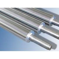 Wholesale Anti - corrosive Industrial Steel Rollers , Hard Chrome Plated Steel Roll from china suppliers
