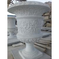 Wholesale Stone Flowerpot for garden from china suppliers