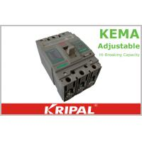 China Thermal Magnetic Adjustable MCCB Motor Protective Circuit Breaker on sale