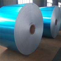 Wholesale O H22 H24 H26 Aluminum Cooling Fins Alloy 1100 1200 8011 Hydrophilic Aluminum Foil from china suppliers