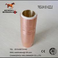 Wholesale heavy duty copper nozzle tregaskiss nozzle 401-6-62 from china suppliers