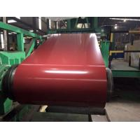 Wholesale Cold Rolled PPGI Steel Coil RAL Color Coated 0.20mm - 1.2MM Thickness Structural Grade for Sandwich panel from china suppliers