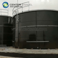 China Bolted steel water tanks for potable water storage project In Costa Rica on sale