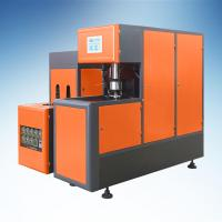 Wholesale Orange Semi - Automatic PET Blow Moulding Machine For 5L Cooking Oil Bottle from china suppliers