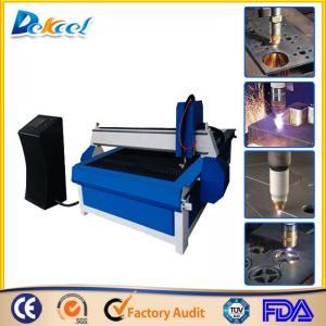China CNC Metal Plasma Cutting Machine 10mm 20mm Plasma Cutter Equipment on sale