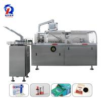 Wholesale Liquid Condom Box Auto Cartoner Machine , 0.75KW Ampoule Packing Machine from china suppliers