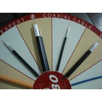 Buy cheap RG11 Outdoor Coaxial Cable  Flexible Coaxial Cable Metro Stations Use from wholesalers