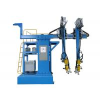 Wholesale Cantilever Type Back CO2 Welding Machine , Automatic Steel Box Assembly Machine from china suppliers
