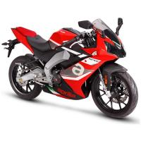Buy cheap Air Cooled Electric Sports Bike , Motorcycle Street Bike With 150cc Engine from wholesalers