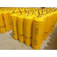 3l - 40l Industrial Gas Cylinders , Seamless 34CrMo4 Steel