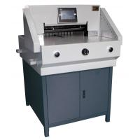China 520mm Electric Microcomputer-control Paper Cutter wholesale