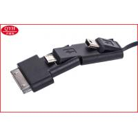 Buy cheap 3 In 1 Retractable Micro USB Cable from wholesalers
