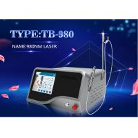 China Diode Laser 980nm Fiber Veins Spider Veins Removal Equipment 10W / 15W / 30W wholesale