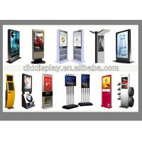 Small Exhibition Stand Sizes : Small size cheap lcd advertising display stand hd media