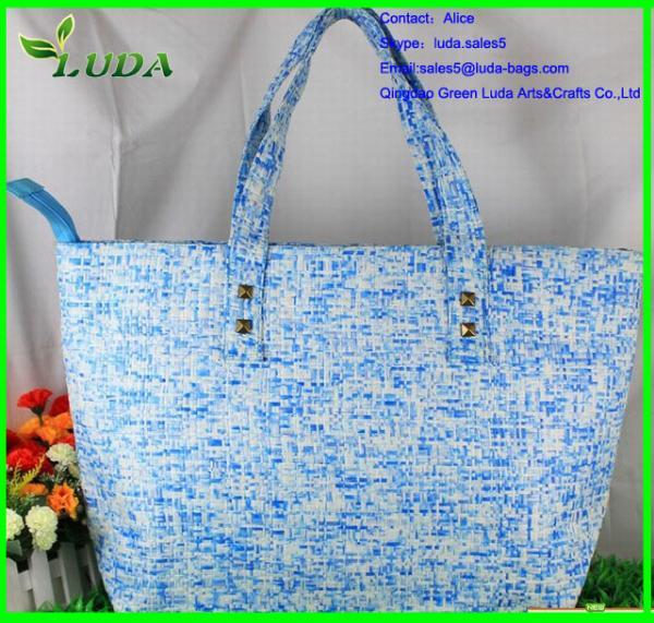 Corlorful Paper Cloth Handbags Of Item 103426301