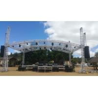 Buy cheap Highly Used Oudoor Event Aluminum Stage Lighting Truss With Canopy from wholesalers