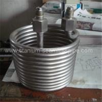 Wholesale Stainless steel Cooling coil / titanium Cooling coil from china suppliers